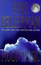 Moon Music by Faye Kellerman (1998, Hardcover)