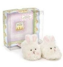 Bunnies by the Bay Cuddle Toe Soft Bunny Rabbit Baby Slippers Booties NIB Easter