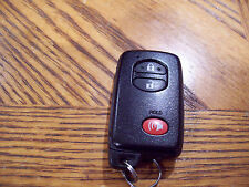 2010-2015 TOYOTA PRIUS SMART KEY KEYLESS REMOTE HYQ14ACX FREE US SHIPPING