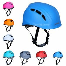 Professional Climbing Hard Hat Outdoor Caving Rescue Safety Helmet