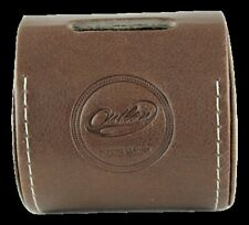 OUTLAW Leather Coin Pouch - BLACK /BROWN