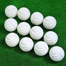 "1.61""/40mm Hollow Golf Practice Ball ABS Plastic Practice Golf Balls 12Pcs/36Pcs"