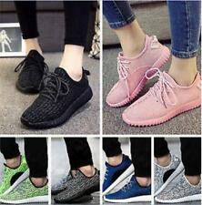 Women's Sports Breathable Casual Sneakers Running Tennis Boost Athletic Shoes