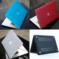 "Matte Hard Case Cover Shell Housing Clip Protector for Apple MacBook 12"" A1534"