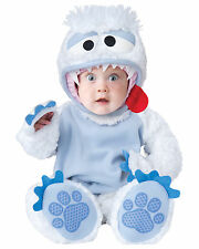 Abominable Snowbaby Yeti Bigfoot Deluxe Toddler Baby Boys Infant Costume