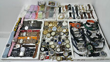 LOT OF 50 - 10 BEAUTIFUL Mix Brands WATCHES For Repair / Parts -