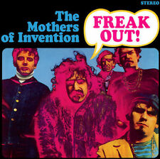 Frank Zappa The Mothers of - Freak Out! 180g Vinyl 2 LP (Sealed) 824302383414