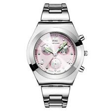 LONGBO New Luxury Women Watch Stainless Steel Quartz Fashion Casual Watches K4I3