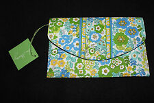 Vera Bradley Nwt English Meadow Travel Envelope Please Read Everything