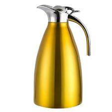 Cold Thermal Carafe Bottle 1.5L Flask Pot For Coffee Tea Water Pot