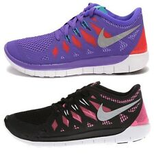 NIKE FREE 5.0 Running Shoes Sports Shoes Trainers Ladies Girls GS RUN 4.0