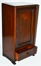 Victorian Inlaid Mahogany Medicine Cabinet c1900 - FREE Shipping [PL2628R]