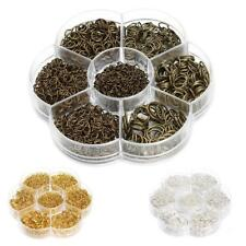 Assorted Open Jump Ring Finding Starter Beading Jewelry Making Kit Accessories