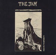 "Jam, The-Funeral Pyre 7"" 45-Polydor, POSP 257, 1981, FRANCE Plain Sleeve"