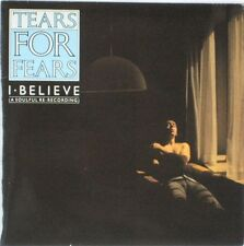 "Tears For Fears-I Believe (A Soulful Re-Recording) 7"" 45-Mercury, IDEA 1111, 198"