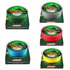 Hot 10-80LB Super Strong Spectra Extreme Sea Braided Dyneema Fishing Line 100M