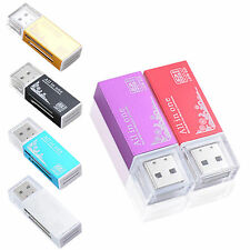 New USB 2.0 All-in-one Multi-function Card Reader High Speed Memory Card Reader
