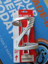SPECIALIZED ZEE  RIGHT Water Bottle Cage - SILVER