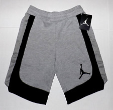 Nike Boys Air Jordan Jumpman Varsity Fleece Warm Up  Shorts  Save 35%!!   XL