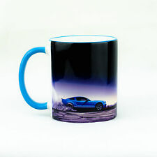 Ford Mustang V8 Coffee Mug Tea Cup your name text personalised car Garage gift