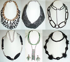 Womens Big Bold Long Necklaces New Fashion Jewelry from $12, Best Gifts Ideas
