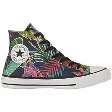 Converse Chuck Taylor All Stars Tropical Print Hi Top Multi Mens Trainers