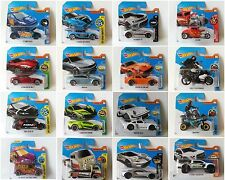 Volkswagen Honda BMW Lamborghini Porsche Ford 2017 Hot Wheels DieCast Cars 1:64