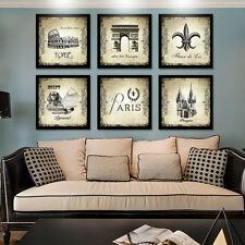 1PC Dropshipping Oil Painting Canvas Wall Art Pictures for Living Room  No Frame