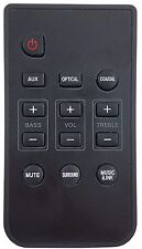 Replacement Remote Control for the Philips® soundbar