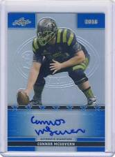 2016 Leaf Army CONNOR MCGOVERN Metal Blue Autograph Auto 30/50 PENN STATE #22