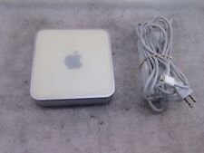 Apple Mac Mini 1.83GHz, 160GB HDD, 4GB RAM A1176 with WiFi UPGRADED See Descrip.