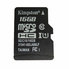 Kingston 16GB 32GB 64GB Class10 Micro SD SDHC SDXC C10 MicroSDXC TF Memory Card