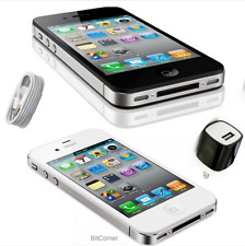 FACTORY UNLOCKED Apple iPhone 4S GSM 32GB AT&T  STRAIGHT TALK AT&T T-MOBILE