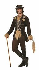 The Wizard of Oz Cowardly Lion Steampunk Mens Costume by Rubies Costumes