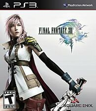 """Final Fantasy XIII"" PS3 Game in great shape/plays perfectly!"