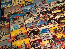 LEGO Instruction Booklets - YOU PICK! Updated often! Star Wars City Ninjago More