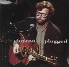 MTV Unplugged by Eric Clapton (CD, Aug-1992, Reprise)