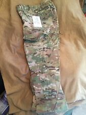USGI XS-S FRACU ACU MULTICAM MILITARY PANTS FLAME/INSECT RESISTANT NEW