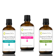 Essential Oil Blend's Multiple Choices Therapeutic Grade Aromatherapy