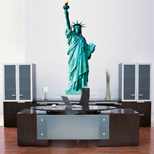 Statue Of Liberty Wall Decal New York Wall Mural United States Of America, a79