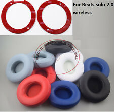 Replacement Cushion Earpads Headband for by Dr. Dre solo Studio DNA PRO/DETOX