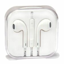 New ORIGINAL Apple Earpods Earphones Headphones with Remote & Mic - MD827LL OEM