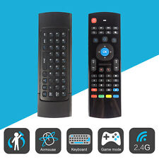 MX3 2.4GHz Wireless keyboard Fly Air Mouse Remote For Android PC Smart TV Box
