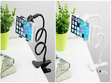 Universal Lazy Bed Desktop Car Stand Mount Holder For Cell Phone Long Arm BE
