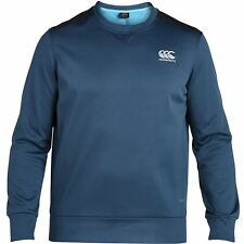 Canterbury 2017 Thermoreg Bonded Water Repellent Fleece Mens Training Pullover
