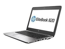 Hp Elitebook 820 G4 - Core I7 7500U / 2.7 Ghz - Win 10 Pro 64-Bit - 16 Gb Ram -