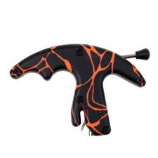 New Handle Grip Thumb Caliper Release Aid for Compound Bow Hunting Archery