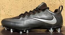 Mens Nike Vapor Untouchable TD Football Cleats Size 12 Black/Grey (NEW IN BOX)