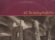 U2 Unforgettable Fire Stray Cats 3-LP RECORD LOT Rock This Town Built For Speed