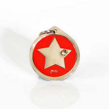 Pet Dog ID Tags, Quality Star Design ID Tag, FREE UK DELIVERY, Engraving Option.